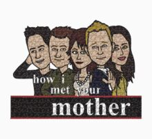 how i met your mother #5 by dmallh1417