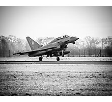 RAF Typhoon Photographic Print