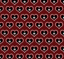 DP Heart Pattern by Kallian