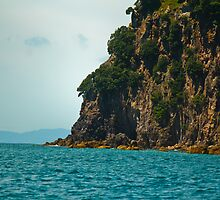 Summer Island by chaisetaylor