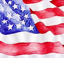 American flag by bridgetdav