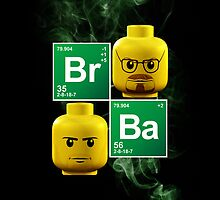 Periodic Table of Breaking Bad by markusian