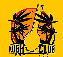 Kush Club by mouseman