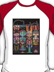 clucht earth rocker T-Shirt