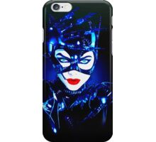 Michelle Pfeiffer in Batman Returns iPhone Case/Skin