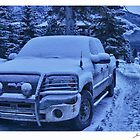 Icy Gmc by Beau Williams