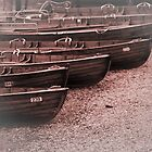 Vintage Boats by liberthine01