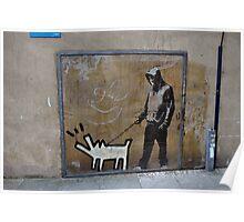 Banksy Himself?? Poster