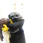 Lego Kiss by arlain