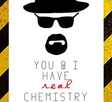 BREAKING BAD HEISENBERG Real Chemistry by raeuberstochter