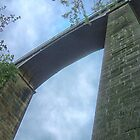 Stream in the Sky - The Pontcysyllte Aqueduct by Mortimer123