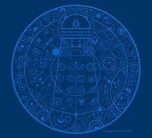 Sign of the Dalek by merrywrath