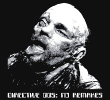 DIRECTIVE 05 - No Remakes by Megatrip