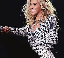 Beyoncé - The Mrs. Carter Show by beckysullivan