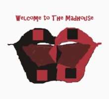 Welcome To The Madhouse by anakinsutcliff
