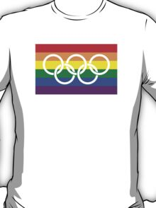 Rainbow Olympics T-Shirt