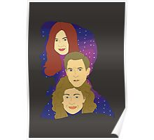 Space Can't Outshine You Poster