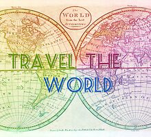 Travel the world by wonderfulgirl94