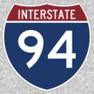 Interstate 93 by cadellin