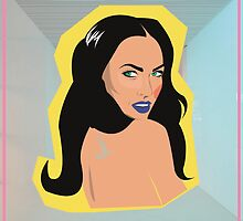Megan Fox by EZB by AGRIPOLARE