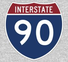 Interstate 90 by cadellin