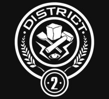 Hunger Games - District 2 by Lunil