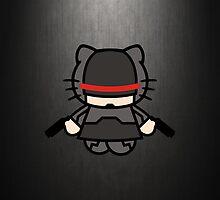 Robo Kitty by jebez-kali