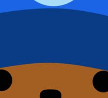 "ABC Bears - ""B Bear"" Sticker"