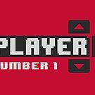 Player One by thehookshot