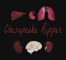 Chesapeake Ripper - version II by FandomizedRose