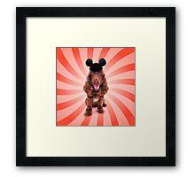 I am a Mouse Framed Print