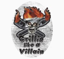 Grillin' Like a Villain by sdesiata