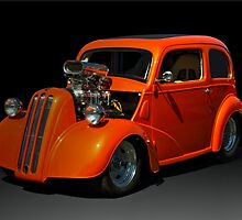 1948 English Ford Anglia Dragster by TeeMack