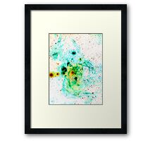 Celestial Landscape | Headula Framed Print