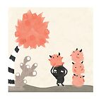 Seuss's Tree by doodleby