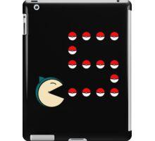 Snorlax Pacman 'S' iPad Case/Skin