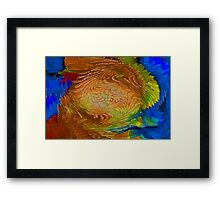 Most Watched prints posters paintings canvas iPhone iPad cases frame red blue black green office Framed Print
