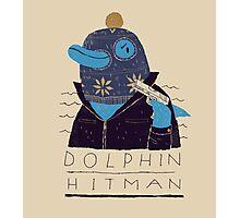 dolphin hitman Photographic Print