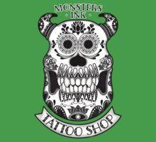 Monsters INK Sully Kids Clothes