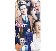 andrew scott collage iPhone Case/Skin