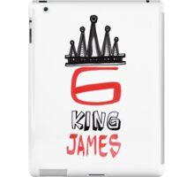 King James 6 iPad Case/Skin