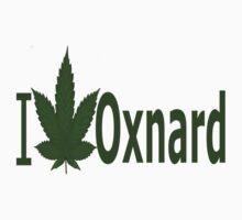 0259 I Love Oxnard by Ganjastan