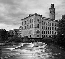 salts mill  by simon sugden