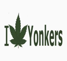 0263 I Love Yonkers by Ganjastan