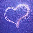 Purple Heart- Unique Photography  by Vincent J. Newman