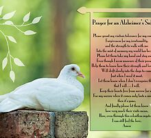 Prayer for an Alzheimer's Sufferer by Bonnie T.  Barry