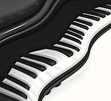 PIANOFORTE by Daniel-Hagerman