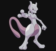 Mewtwo HD by Art-Maniacs