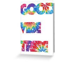 Good Vibe Tribe Greeting Card