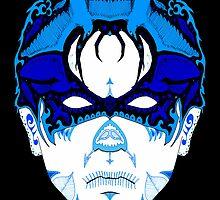 Grayson Sugar Skull by LVBART